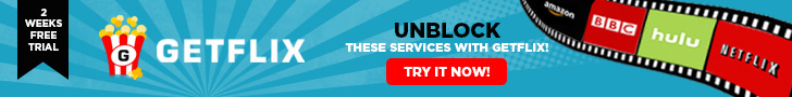 Unblock with Getflix